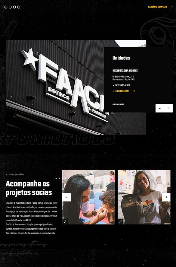Novo site do Grupo